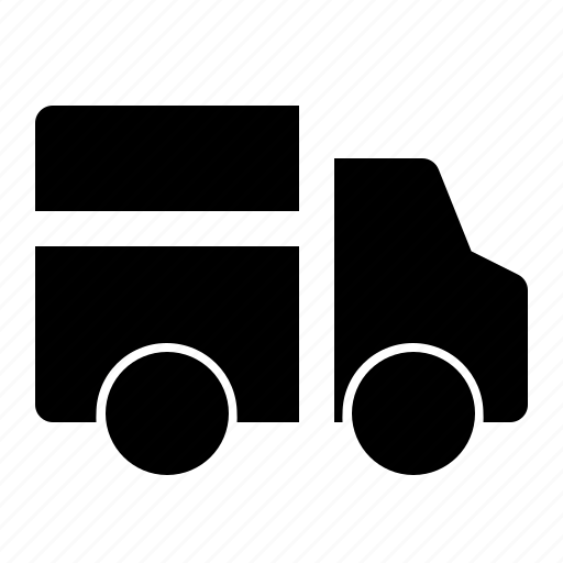 building, carrier, construction, labor, transport, truck, van icon