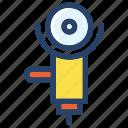 grinder, project, worker
