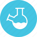 biology, boiling, equipment, flask, lab, laboratory icon