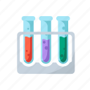 biology, flask, laboratory, science, test tube icon