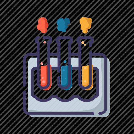biology, laboratory, science, test tube icon