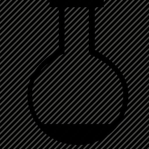 beaker, biology, chem, flask, hospital, lab, science, specimen, tube icon