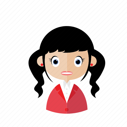 Beauty, career, cute, d, lady, woman, worker icon - Download on Iconfinder