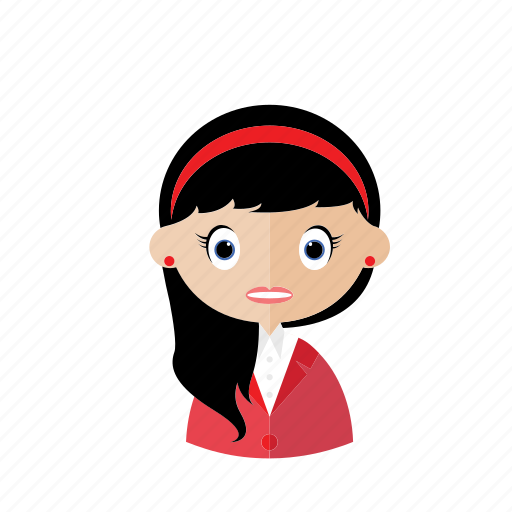 Beauty, career, cute, g, lady, woman, worker icon - Download on Iconfinder