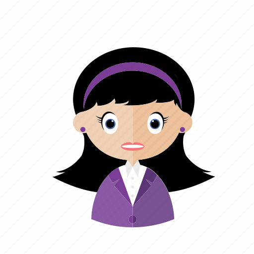 Beauty, career, cute, l, lady, woman, worker icon - Download on Iconfinder