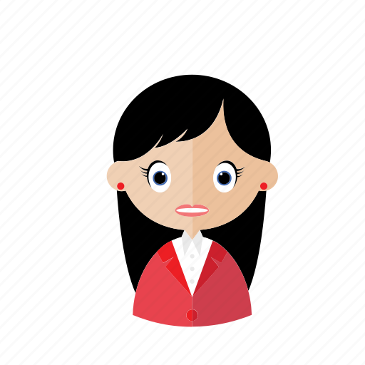 Beauty, career, cute, lady, q, woman, worker icon - Download on Iconfinder