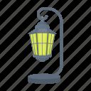 lamp, lamppost, lantern, light, source