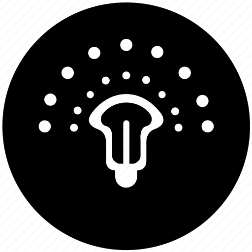 bulb, energy, lamp, light, lighting, ray icon