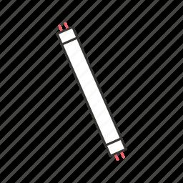 energy, fluorescent lamp, lamp, light, lightning icon