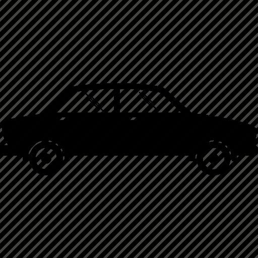 car, saloon, sedan icon