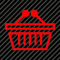 bag, buy, cart, cash, online, shop, shopping icon
