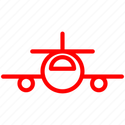 aeroplane, air, aircraft, fly, flying, jet, plane icon