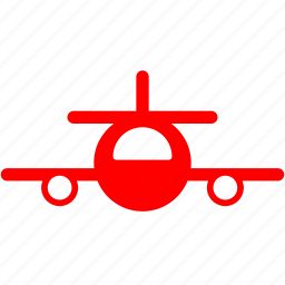 aeroplane, air, aircraft, fly, jet, plane icon