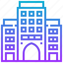 building, landmark, museum, national, omen icon