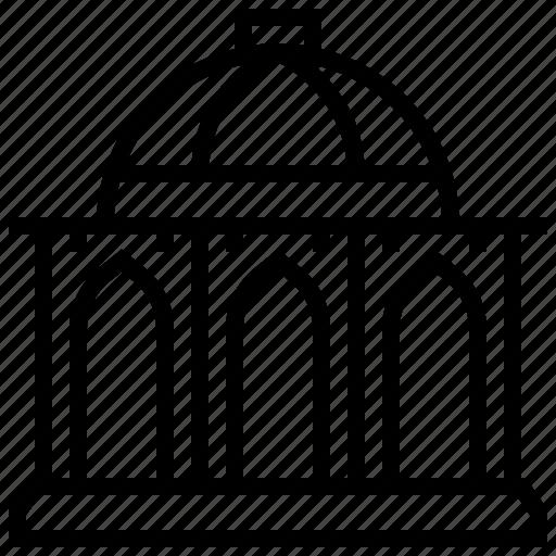 building, kenya, landmark, urgench icon