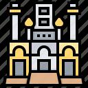 building, landmark, moaque, pir, taza