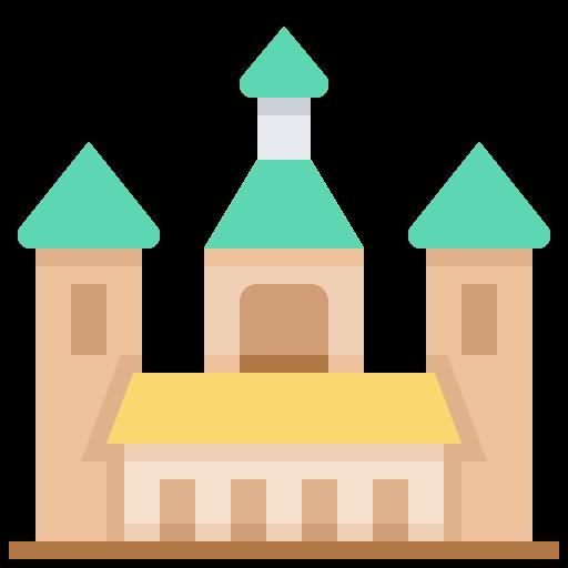Building, landmark, orthodox, timisoara icon - Free download