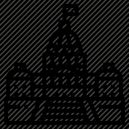 america, capital, monument, usa, washington icon