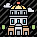 building, invercargill, new, tower, zealand