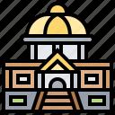 building, capitol, landmark, monument, national