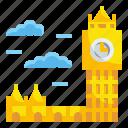 architectonic, ben, big, europe, landmark, london, tower