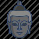 tian, tan, buddha