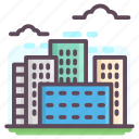 silicon architecture, silicon buildings, silicon landmark, silicon monument, silicon valley icon