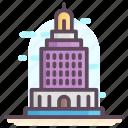 california landmark, california largest city, oakland, oakland city, tribune tower icon