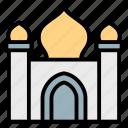 architecture, buildings, landmark, mosque, muslim icon