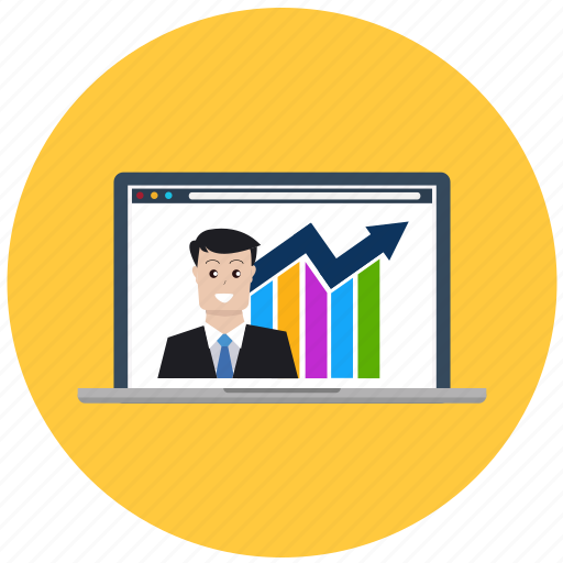 analytics, customer, dollar, graph, grow, marketing, seo icon