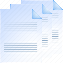 all, carbon copy, copy, counterpart, deed, document, duplicate, instrument, paper, record, replica, report, reports, reproduction, writing icon