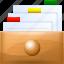 box, card, data, database, documents, file, storage icon