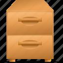 index, card, case, chest of drawers, locker, kit, bureau