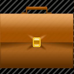 bag, briefcase, career, case, handbag, job, portmanteau, pouch, purse, satchel, suitcase, trunk, valise icon