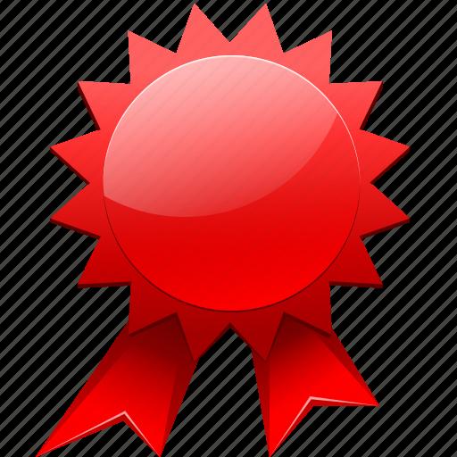 award, bonus, bounty, cert, certificate, gnome, mime, premium, prize, purse, seal, secured icon