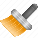 brush up, draw, drawing, paint brush, painter, painting, tool icon