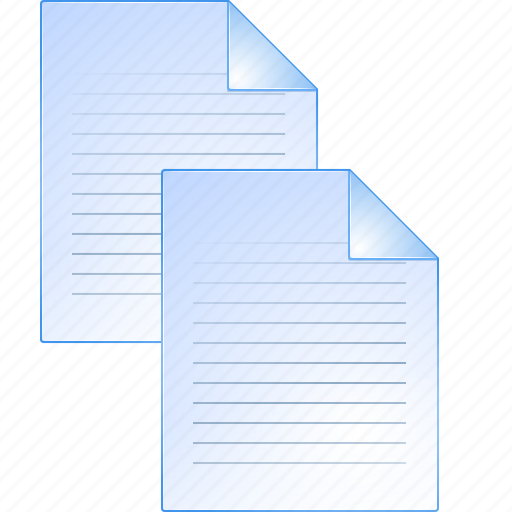 copy, documents, duplicate, files, page, pages, paper icon