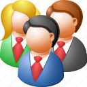 client, customer, customers, he, male, man, patron, schoolboy, schoolchild, schoolkid, user, utilizer icon