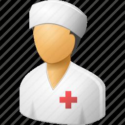 doc, doctor, health, healthcare, hospital, medical, medicine, medico, nanny, nurse, physician, simple icon