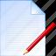 change, document, edit, modify, page, pencil, record icon