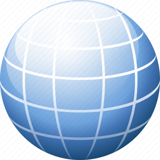 blue, earth, global, globe, internet, peace, planet, sphere, web, world icon