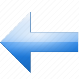 arrow, back, before, earlier, go, left, next, prev, previous, tomorrow, yesterday icon