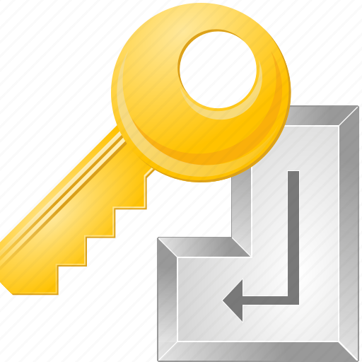 access key, authorize, log in, open account, register, session, user login icon