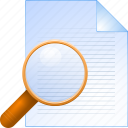 deed, document, documents, explore, find, instrument, paper, preview, print, record, search locate, stock, writing, zoom icon