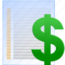 buy, deed, document, ecommerce, instrument, list, money, paper, price, price-list, pricelist, prices, record, reports, sale report, sales, sell, shipping, shopping, webshop, writing icon