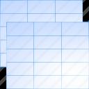 tables, document, menu, plan, data, chart, schedule
