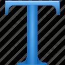 test, edit, text, align, document, file, t, letter