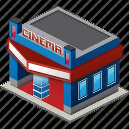 art, arts, camera, cinema, classic, classical, display, film, movie, old, play, scene, theater, theatre, tv, video icon