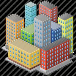 building, buildings, center, city, house, megalopolis, metropolis, office, settlement, town, vatican icon