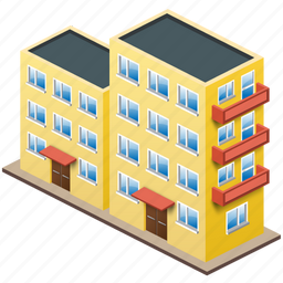 building, buildings, city, company, condo, condominium, construction, home, house, multistorey, office, real estate, storey icon